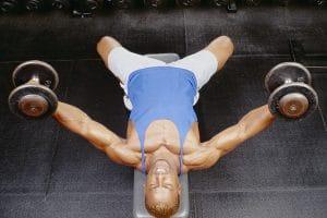 Workout, Bodybuilding. WOWTOWELZ Mikrofasertuch, Microfaser-Handtuch für Sport Fitness Fitnesscenter Fit Gymnastik.